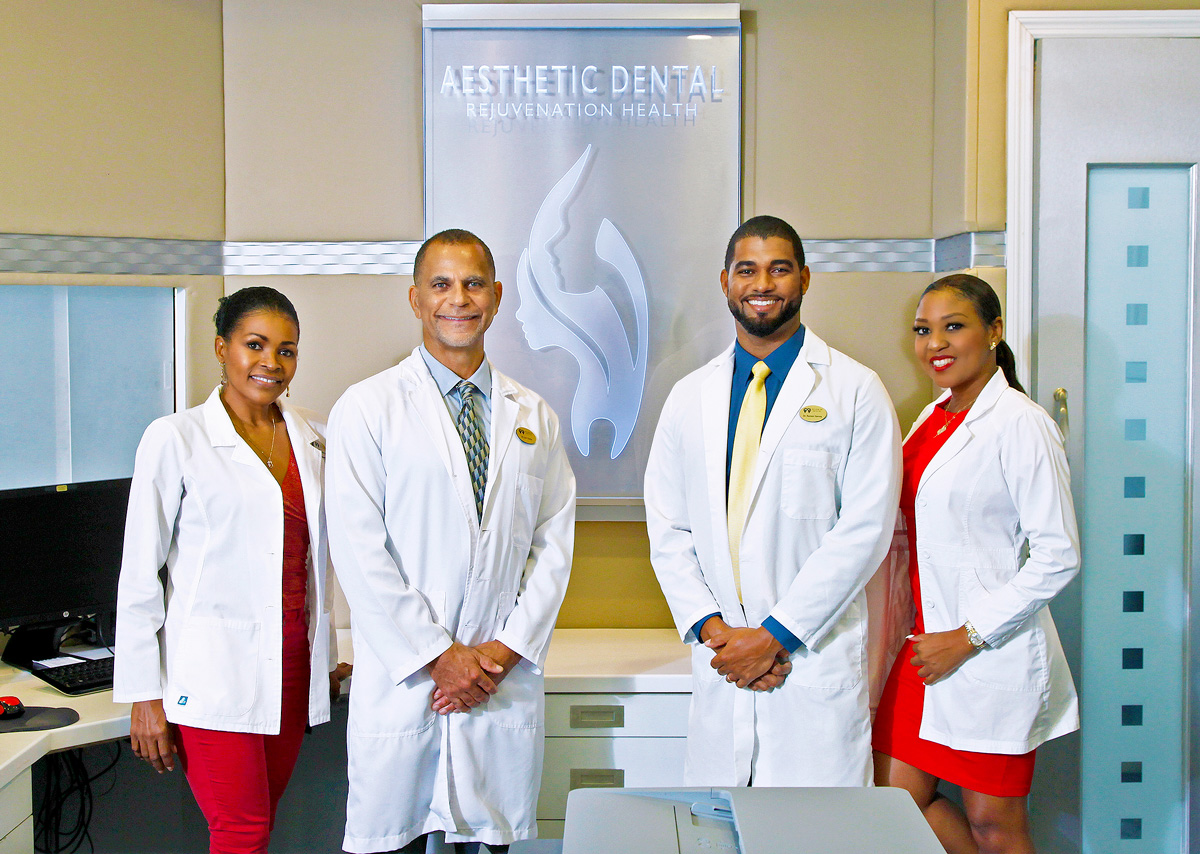 Aesthetic Dental of Barbados About Team